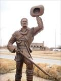Image for George Rogers Clark , Flora, Illinois.