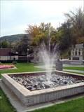 Image for Piazza Columbo Fountain - Trail, British Columbia