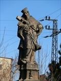 Image for St. John of Nepomuk // sv. Jan Nepomucký - Kostelec nad Cernými lesy, Czech Republic