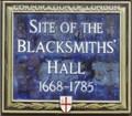 Image for Blacksmiths' Hall - Queen Victoria Street, London, UK