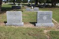 Image for Mitchell - Forest Grove Cemetery - Telephone, TX