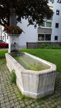Image for Fountain at the Old Town Hall - Weil am Rhein, BW, Germany