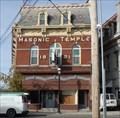 Image for Masonic Temple Building - Sherburne Historic District - Sherburne, NY