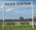 Image for Polson Cemetery - NE of Jay, OK