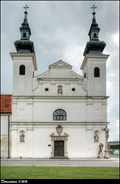 Image for Klášterní kostel Sv. Augustina / Convent church of Church of St. Augustine - Valtice (South Moravia)