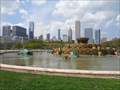 Image for Buckingham Fountain - Chicago, Illinois, USA.