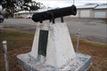 Image for 12-pounder cannon -- Haileyville OK