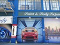 Image for Auto Body Shop Murals - San Francisco, CA