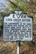 Image for Long Creek Action