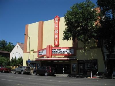 el rey chico ca vintage movie theaters on waymarkingcom