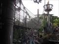 Image for Tarzan's Tree House Pedestrian Suspension Bridge - Anaheim, CA