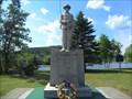 "Image for ""Lest We Forget"" War Memorial - Mattawa, Ontario"