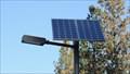 Image for North Gorge Solar Powered Dock Light - Lake Roosevelt, WA