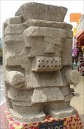 Image for Tlaloc Sculpture - Tijuana, Mexico