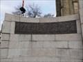 Image for War Memorial Outside Bury Parish Church – Bury, UK