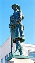 Image for Soldiers Cenotaph Soldier - Digby, NS