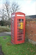 Image for Red Telephone Box - Tonge, Leicestershire, DE73 8BB
