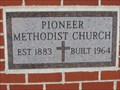 Image for 1964 - Pioneer Methodist Church, Rock Valley, IA