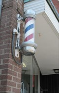 Image for Amherst Barbers.  Amherst, MA