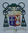 Image for Saint Edward the Confessor Catholic Church Coat of Arms - Westminster, MA, USA