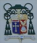 Image for Saint Edward the Confessor Catholic Church Coat of Arms - Westminster, MA, USA
