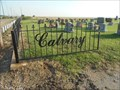 Image for Calvary Cemetery - Hennessey, OK