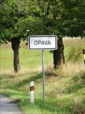 Image for Opava and 255 Oppavia, Czech Republic