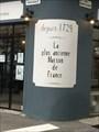 Image for OLDEST - Maison Pailhasson - Lourdes - France