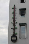Image for Thermometer am SWB-Gebäude - Bonn, Germany