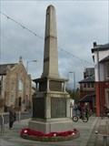 Image for Pontardawe & District -  War Memorial - Wales, Great Britain.