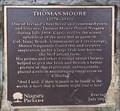 Image for Thomas Moore - Niagara Parks (North) - Niagara-on-the-Lake, Ontario
