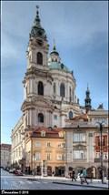 Image for Chrám Svatého Mikuláše na Malé Strane / St. Nicholas Church at Lesser Town (Prague)