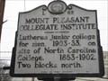 Image for Mount Pleasant Collegiate Institute | L-65
