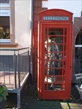 Image for Red Telephone Box - Hillesheim - RLP / Germany