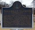 Image for Tuscumbia's Oakwood Cemetery - Tuscumbia, AL