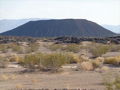Amboy Crater - Amboy, California, USA