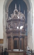 Image for Font Cover - St Mary - Mendlesham, Suffolk