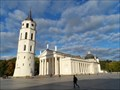 Image for Cathedral Square  -  Vilnius, Lithuania