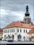 Image for Radnice / Town Hall - Velvary (Central Bohemia)