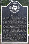 Image for Site of Former Town of Danville