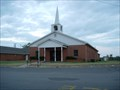 Image for First Baptist Church - Ninnekah, OK