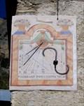 Image for Zarbula Sundial 1853: Bouchier, France