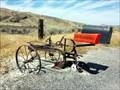 Image for John Deere Plow - Tulelake, CA