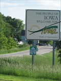 Image for Iowa/Minnesota Border – Rural New Albin, IA
