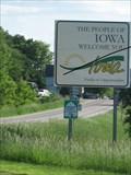 Image for Iowa/Minnesota Border – Rural New Albin, IA