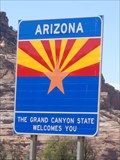 Image for Welcome Sign - Arizona, USA.