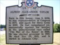 Image for ALFRED ALEXANDER TAYLOR ~ 1A 47