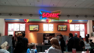 Sonic Washington Square Mall Tigard Or Drive In Restaurants On Waymarking