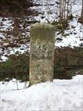 "Image for Kilometerstein ""45""  - 95192 Lichtenberg/Germany/BY"