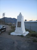 Image for Sante Fe and Salt Lake Trail Monument - San Bernardino, CA